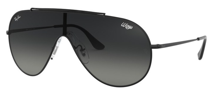 Lunettes de soleil RAY-BAN RB 3597 002/11 Wings