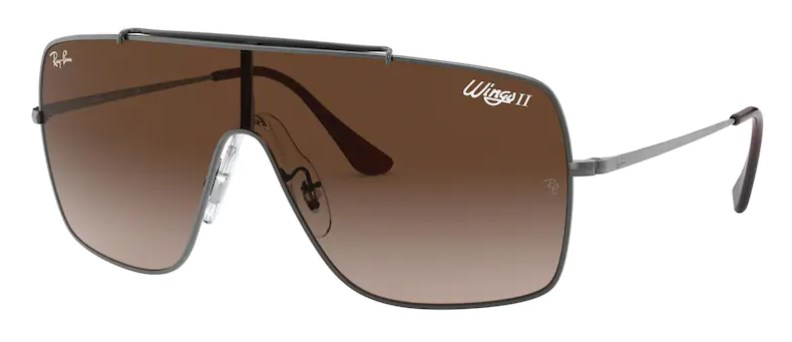 Lunettes de soleil RAY-BAN RB 3697 004/13 Wings II