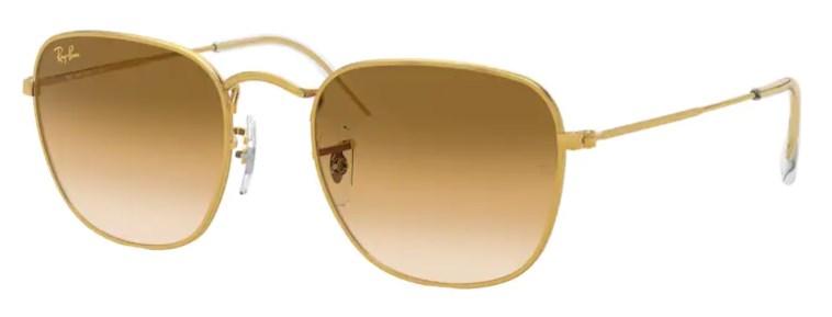 Lunettes de soleil RAY-BAN RB 3857 919651 Franck Legend Gold