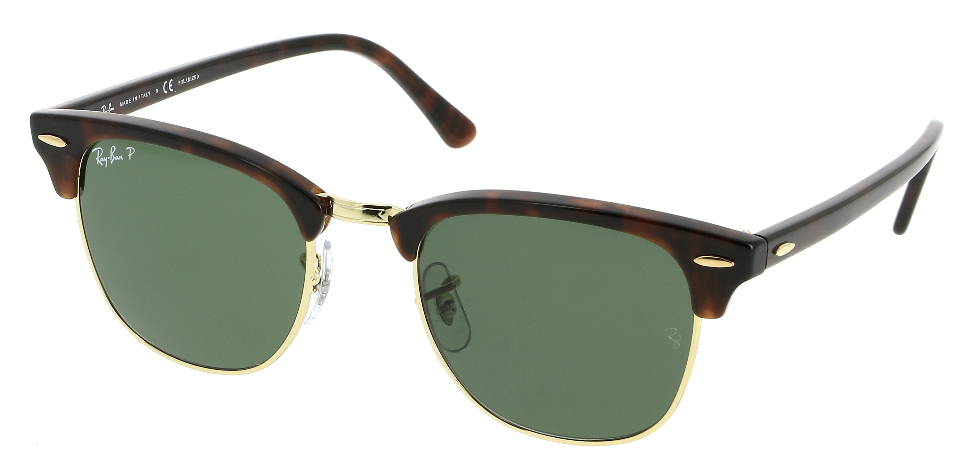Lunettes de soleil RAY-BAN RB 3016 990/58 Clubmaster Classic