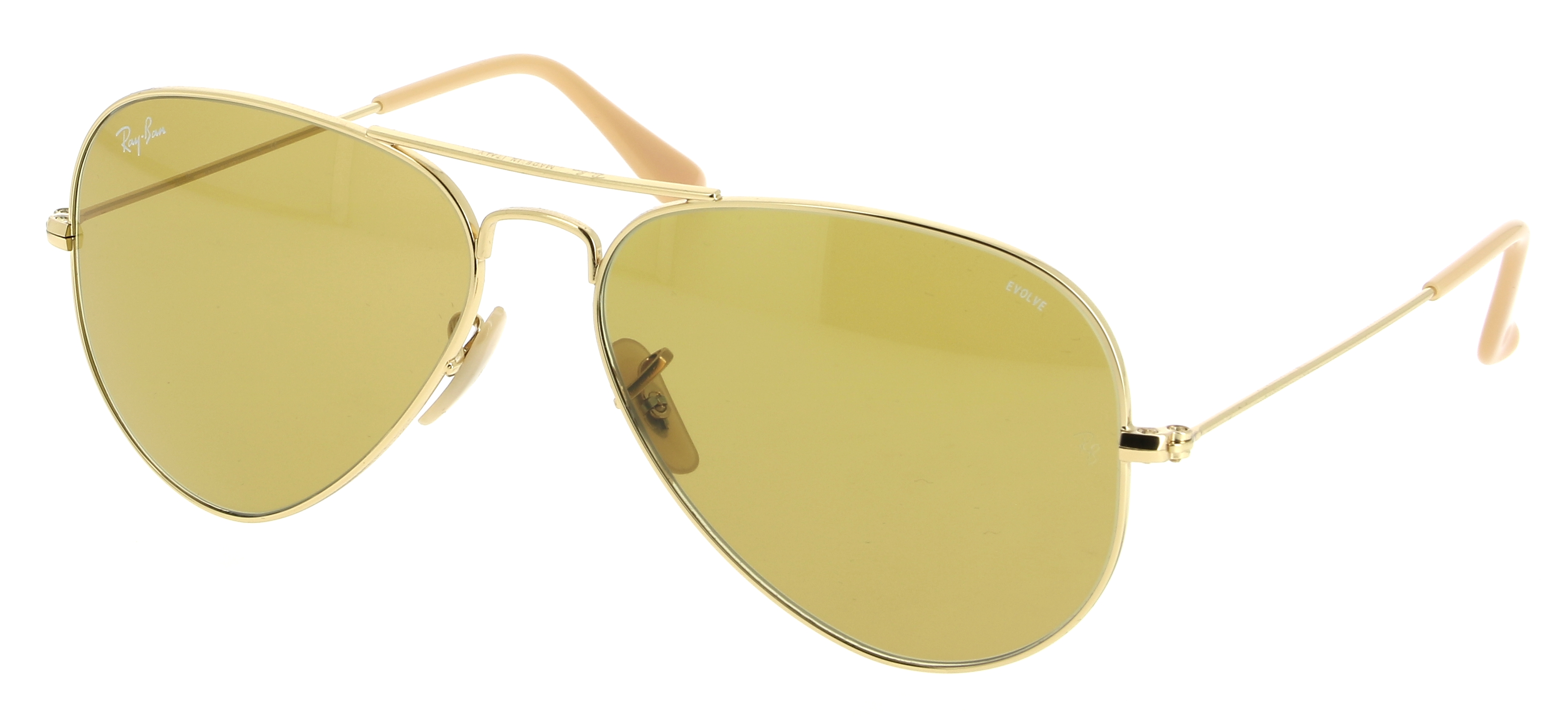 Lunettes de soleil RAY-BAN RB 3025 90644I Aviator